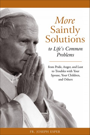 More Saintly Solutions book cover