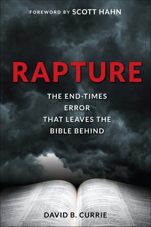 Rapture book cover