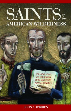 Saints of the American Wilderness book cover