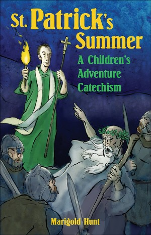 St Patrick's Summer book cover