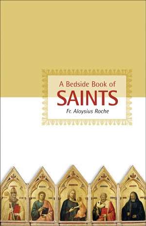 A Bedside Book of Saints book cover