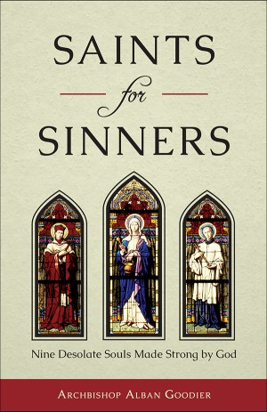 Saints for Sinners book cover