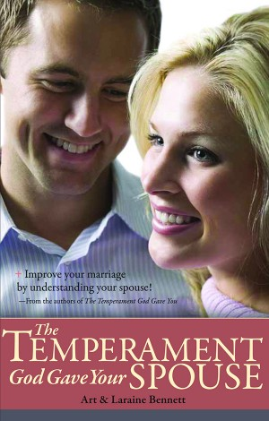 Temperament God Gave Your Spouse, The book cover
