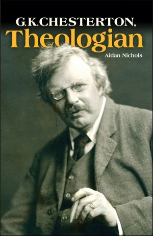 G.K. Chesterton, Theologian book cover