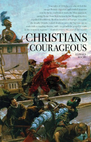 Christians Courageous book cover