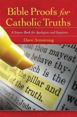 Bible Proofs for Catholic Truths