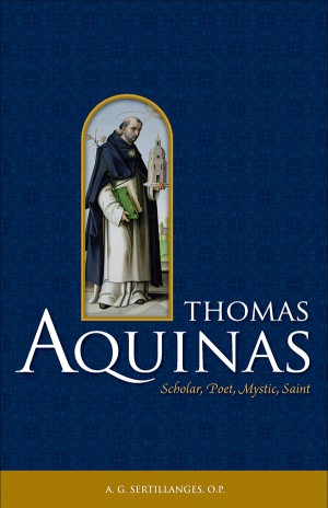 Thomas Aquinas book cover