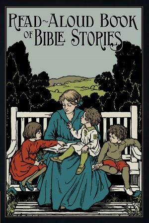 Read-Aloud Book of Bible Stories book cover