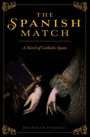 Spanish Match, The book cover