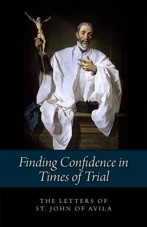 Finding Confidence in Times of Trial book cover
