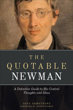 Quotable Newman book cover