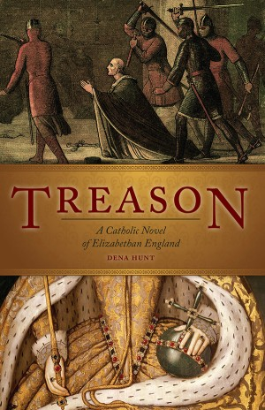 Treason book cover