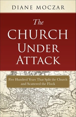 The Church Under Attack book cover