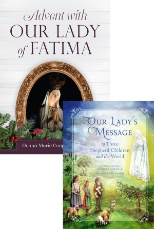 Advent with Our Lady of Fatima Set bundle