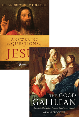 Answering Jesus's Questions Set bundle