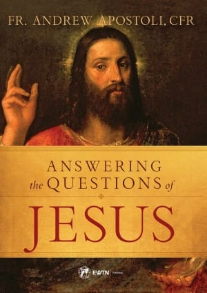 Answering the Questions of Jesus book cover