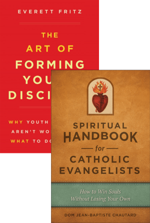 Art of Forming Young Disciples set book cover