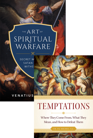 Art of Spiritual Warfare set bundle