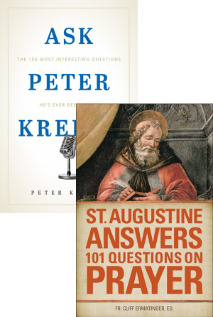 Ask Peter Kreeft Set book cover