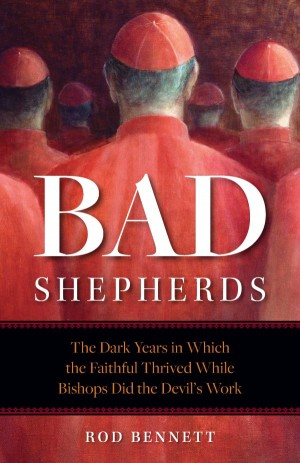 Bad Shepherds book cover