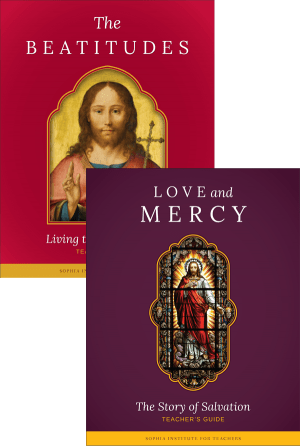Beatitudes and Mercy Set book cover