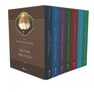 Mother Angelica Box Set book cover