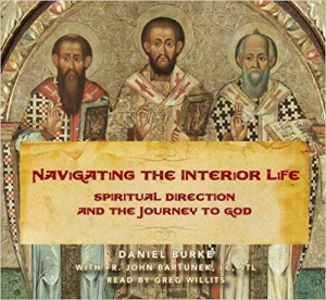 Navigating the Interior Life (audio cd) book cover