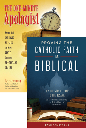 Catholic Apologist's Set book cover