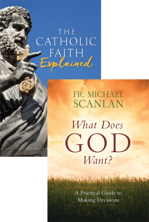 Catholic Faith Explained Set book cover