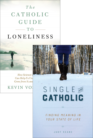 Catholic Guide to Loneliness Set bundle