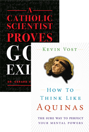Catholic Scientist Set book cover