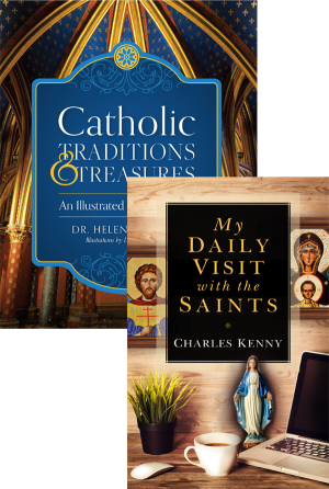 Catholic Traditions and Treasures Set book cover