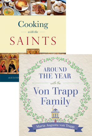 Cooking with the Saints Set book cover