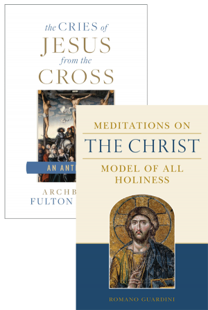 Cries of Jesus from the Cross set book cover