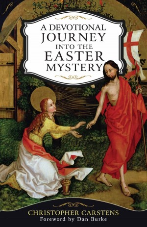 Devotional Journey into the Easter Mystery book cover