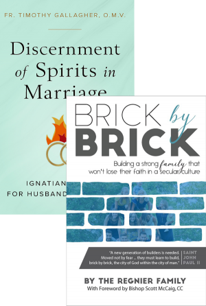 Discernment of Spirits in Marriage Set book cover