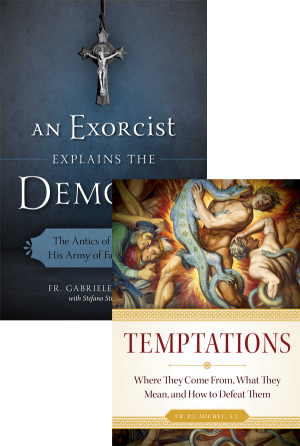 Exorcist Explains / Temptations set bundle