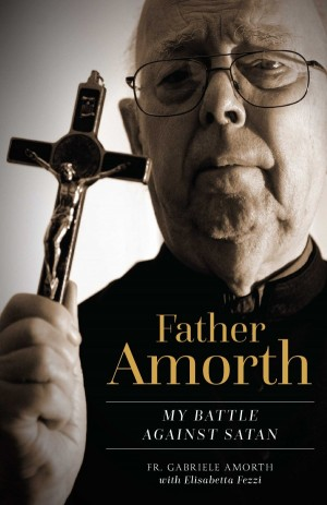 Father Amorth book cover