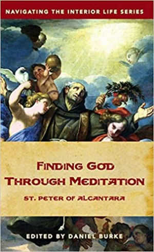 Finding God Through Meditation (hbk) book cover