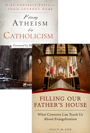 From Atheism to Catholicism Set book cover