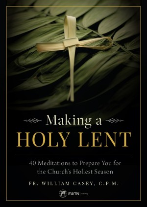 Making a Holy Lent book cover