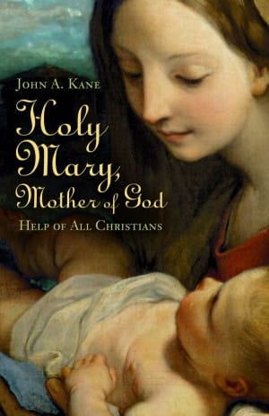 Holy Mary, Mother of God- eBook book cover