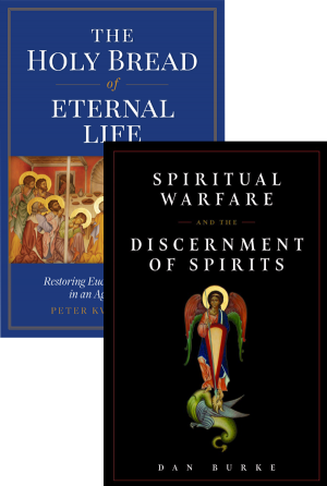 Holy Bread of Eternal Life Set book cover