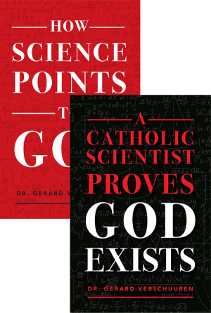How Science Points to God Set book cover