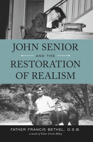 John Senior book cover