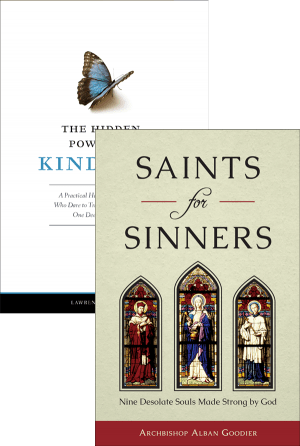 Kindness and Saints for Sinners Set book cover
