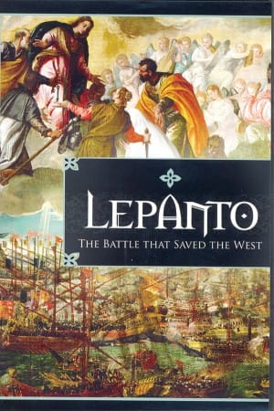 Lepanto: The Battle that Saved the West book cover