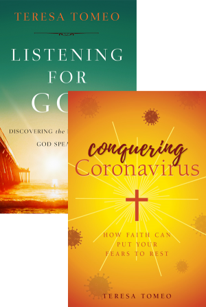 Listening for God Set book cover