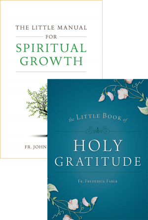 Little Manual for Spiritual Growth Set book cover