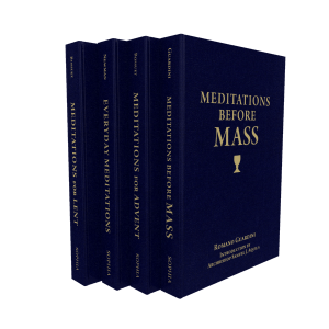 Treasury of Catholic Meditations book cover